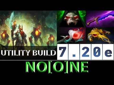No[o]ne [Nature Prophet] Global Utility Core Build ► Dota 2 7.20e