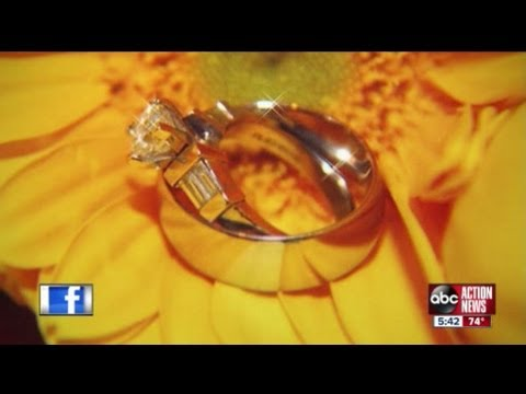 Jewelry insurer denies claim for lost diamond ring