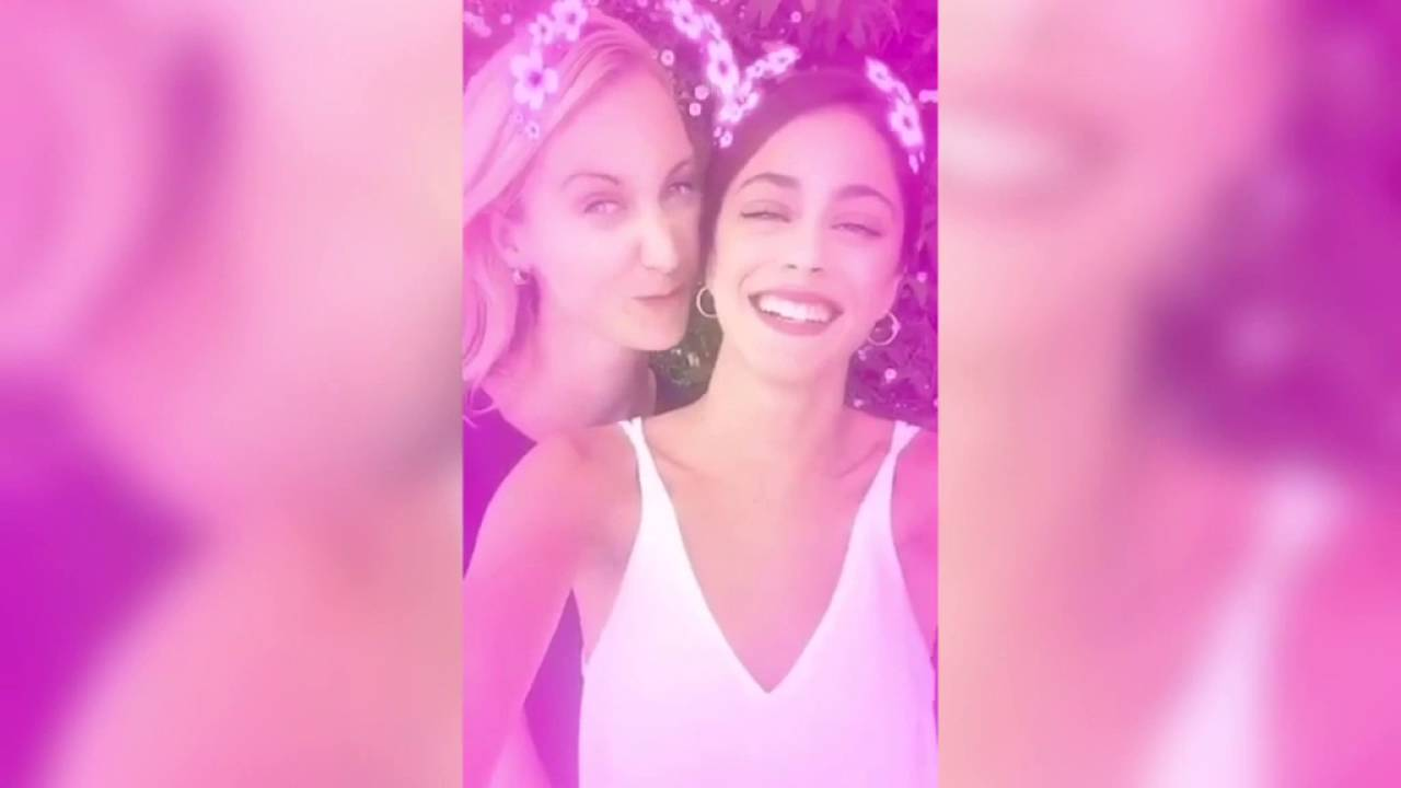 Fappening Snapchat Martina Stoessel naked photo 2017