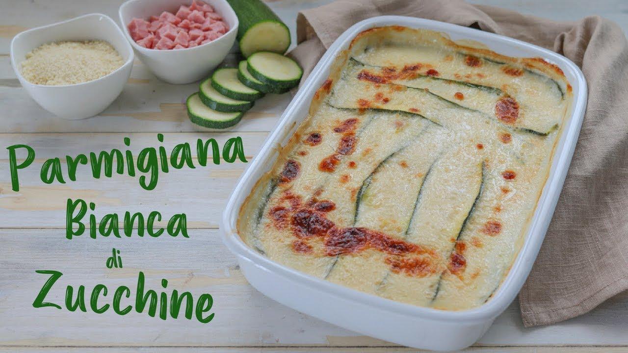 Parmigiana bianca di zucchine ricetta facile fatto in for Fatto in casa da benedetta 2