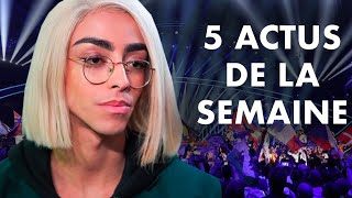 BILAL HASSANI, SCANDALE DES CIGARETTES, VENEZUELA, BREXIT... 5 actus de la semaine