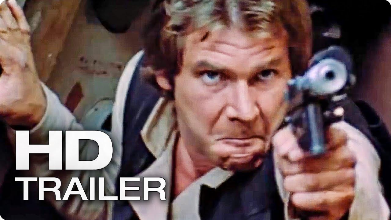STAR WARS: Episode VI - Die Rückkehr der Jedi Ritter Trailer German Deutsch (1983)