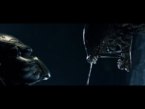 Alien vs Predator...with healthbars