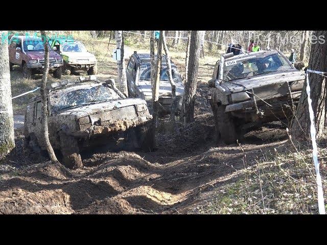 SUVs in Off-Road | Oro 2017