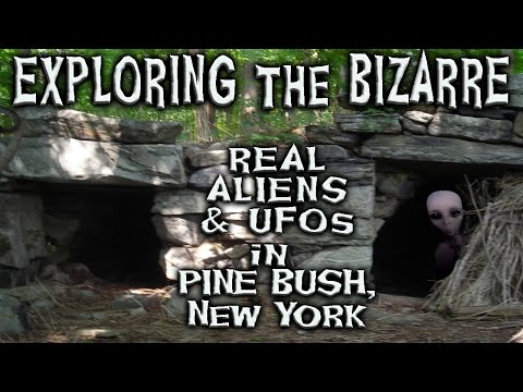 "Invasion of the ""Saucer Men"" - Pine Bush NY Photos.Videos"