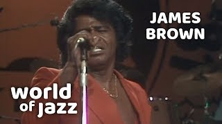 James Brown live at the North Sea Jazz Festival 2nd concert • 11-07-1981 • World of Jazz