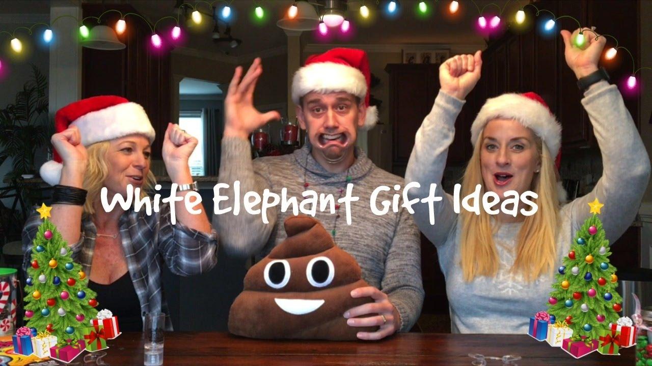 white elephant gift ideas youtube