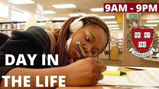 a full Day In my Life at Harvard University ONLINE || 2020