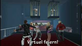 Secret City - Parties in virtuellen Welten [HD]