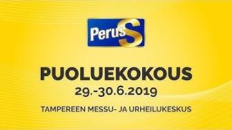Perussuomalaisten puoluekokous 2019 - Lauantai
