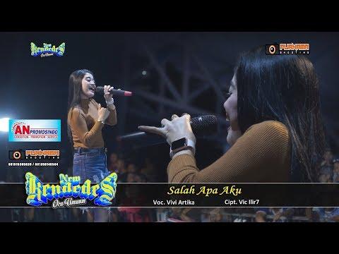 Salah Apa Aku Vivi Artika New Kendedes Cover Expo Anpromosindo Mojosari 29 September2019