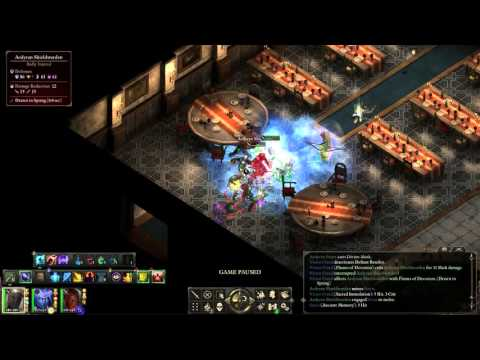 White March 2 with party of 3 Finally a FITE! - Pillars of Eternity PotD |