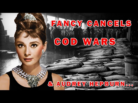 Stamp Show Here Today - Episode 111 COD Wars and Fancy Cancels
