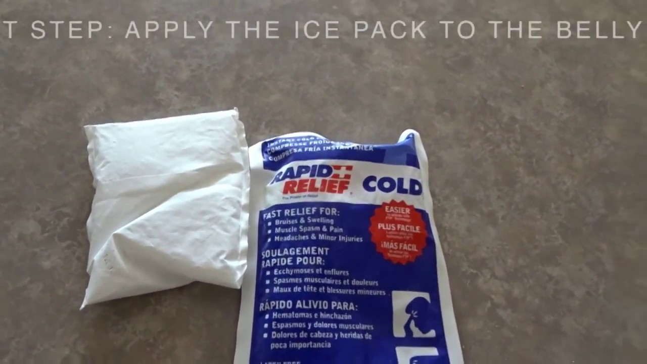 Ice Pack On Belly Fat Review Easy Craft Ideas
