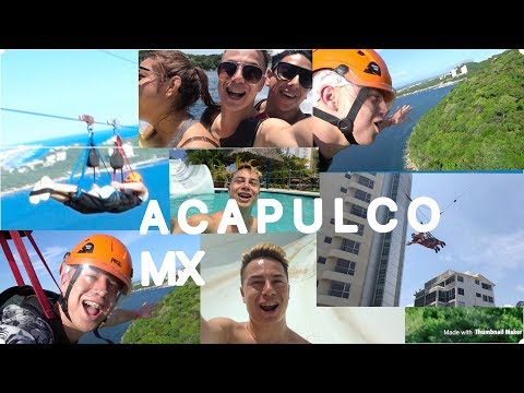 YOU WONT BELIEVE WHAT I DID ON VACATION!! (Acapulco, MX)