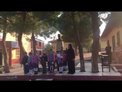 10 Kasım -Uyan - Sarılar İlkokulu - Ilgın Öğretmen