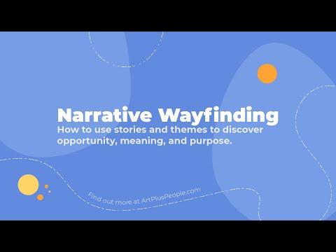 Narrative Wayfinding With Matthew Chavez