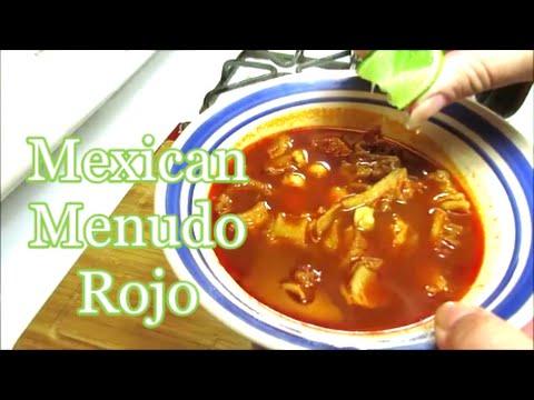 Mexican Menudo Rojo Recipe – Mexican Hangover Soup