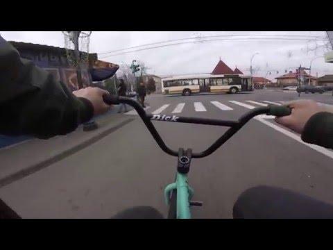 GoPro Andrei Zbir    first-person view  BMX
