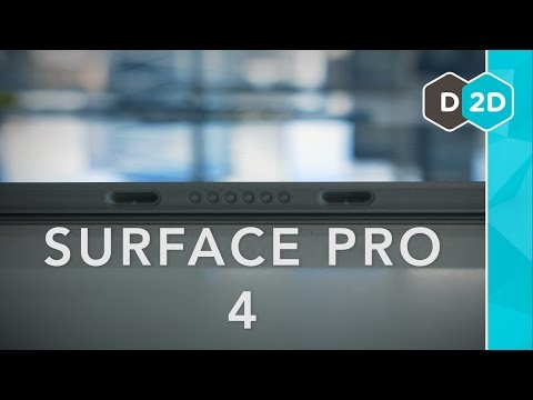 Surface Pro 4 Review - The Best 2-in-1 for College Students