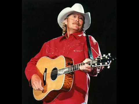 Alan Jackson  She Just Started Liking Cheatin' Songs