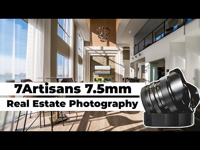 7Artisans 7.5mm F2.8 Real Estate Photography Review | Panasonic G7