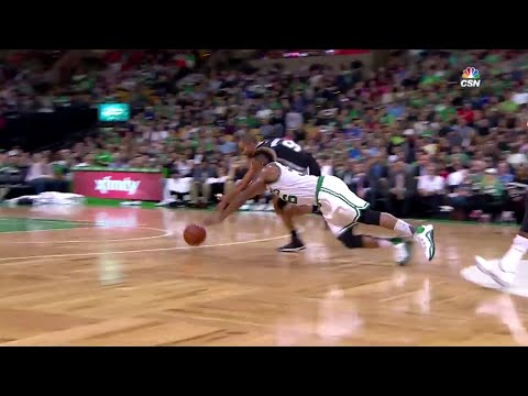 Marcus Smart Best Defensive & Hustle Highlights from 2015/16 Season