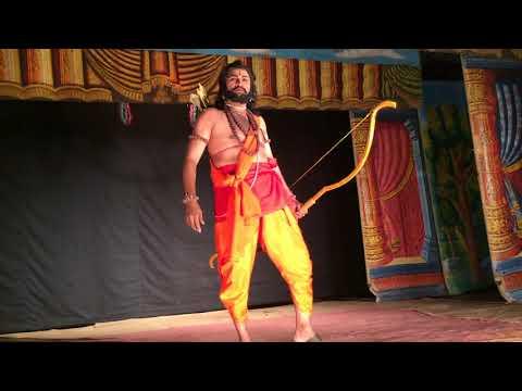 Alluri Sita Ramaraju Mono Action By M Arjuna Rao