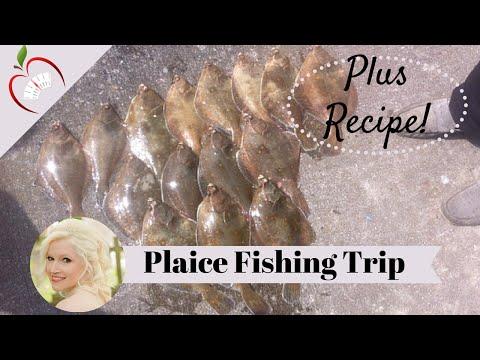 Plaice Fishing Trip + Plaice Recipe