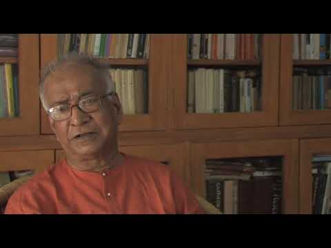 KG Subramanyan - Changes in the art world – effects of the 'commodity-making process' (60/72)