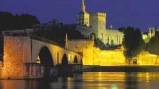 An einem Sonntag in Avignon