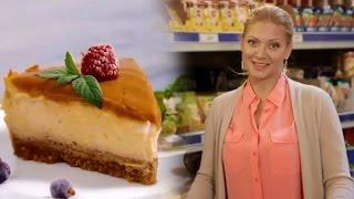 Як обрати продукти для Чізкейку? Продуктовий відеогід Тетяни Литвинової