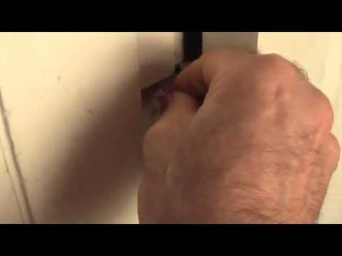How to fix a stripped wooden screw hole