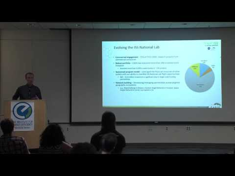 CASIS and International Space Station Lab: Research in Space for Earth Benefits - Randy Giles