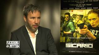 Denis Villeneuve talks Blade Runner 2 and Sicario - Exclusive Interview