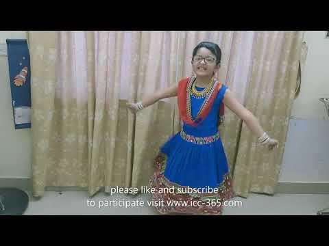 morni banke hindi dance song by a cute little girl