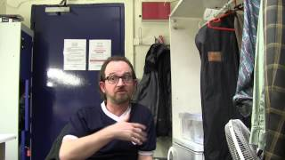 The Commitments Backstage Interviews: Ben Fox