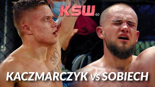 KSW 60: Patryk Kaczmarczyk vs Michał Sobiech