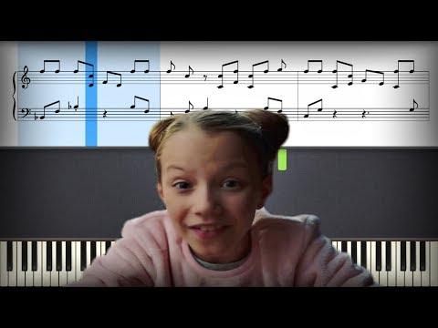 VIKI SHOW / ВИКИ ШОУ - ХЭЙ ЛЕЙДИС   Кавер на пианино
