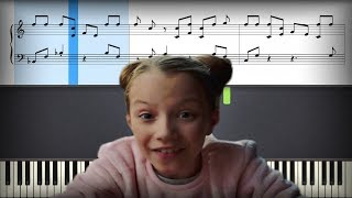 VIKI SHOW / ВИКИ ШОУ - ХЭЙ ЛЕЙДИС   Урок на пианино   Караоке