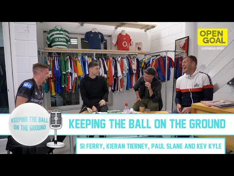 KIERAN TIERNEY | Keeping the Ball on the Ground