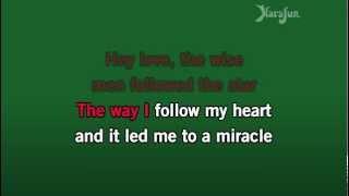 Justin Bieber - Mistletoe (Karaoke)
