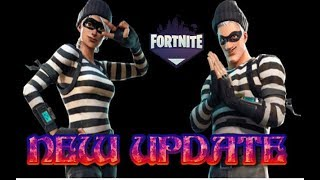 FORTNITE NEW UPDATE NEW SCOUNDRELN N RAPSCALLION SKIN N NITE OWL AXE N STARY FLIGHT GLIDER