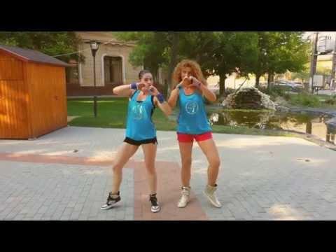 Zumba(r) Arad - Revolution in paradise (Clavinia Dumici & Stefania Barbu)