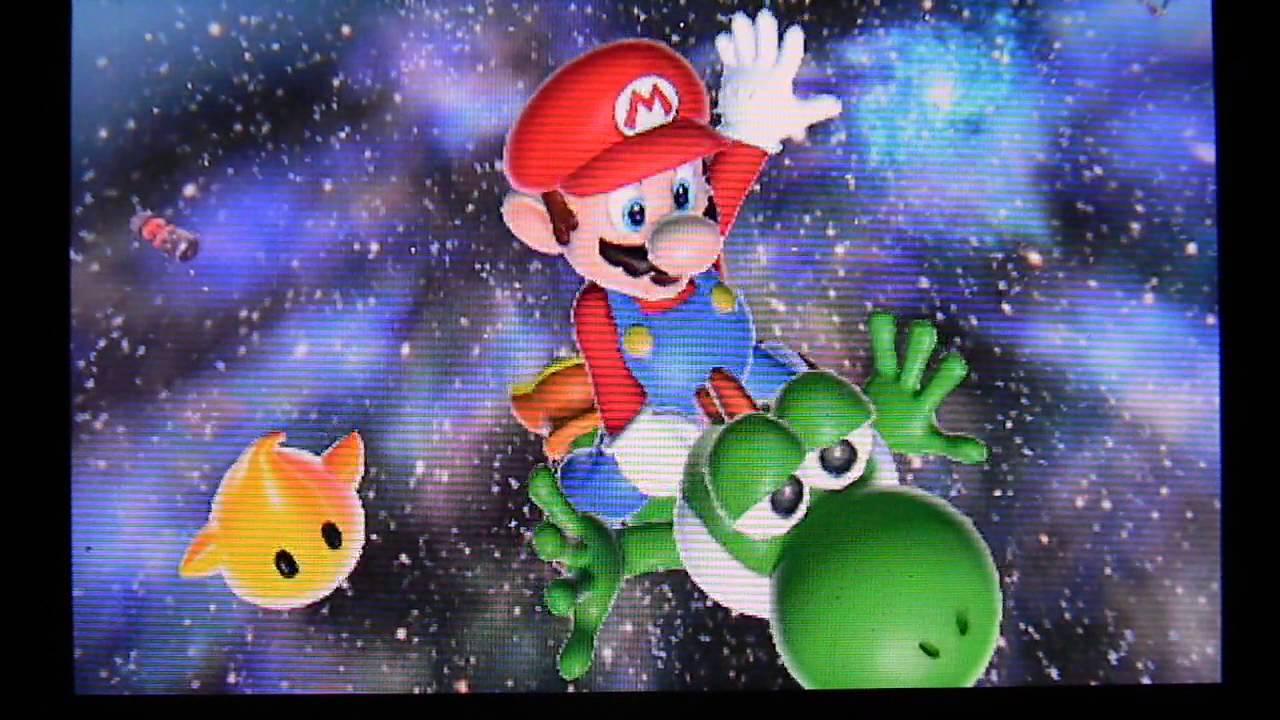super mario galaxy 2 panel  buscaestampas  puzzle swap