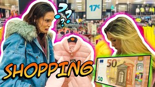 SHOPPING CON 50 EURO CHALLENGE!