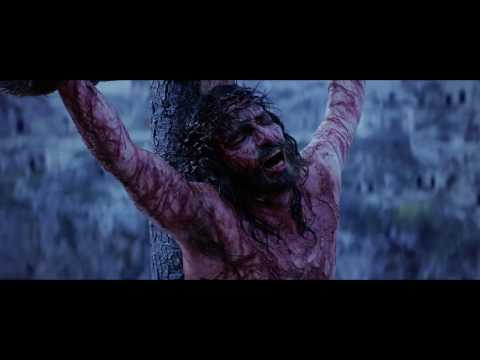 """Crucifixion and Resurrection - Last scene of Jesus (""""The Passion of the Christ"""") 2004"""