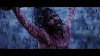 "Crucifixion and Resurrection - Last scene of Jesus (""The Passion of the Christ"") 2004"