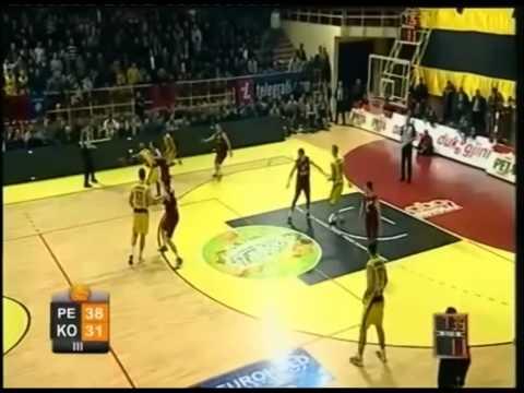 Mario Edwards Highlights: Balkan League Game KB Peja Vs. KK Kozuv... 23pts 9ast 6rebs.
