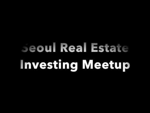 Chris Clothier Visits the Seoul Real Estate Investing Meetup - Full interview